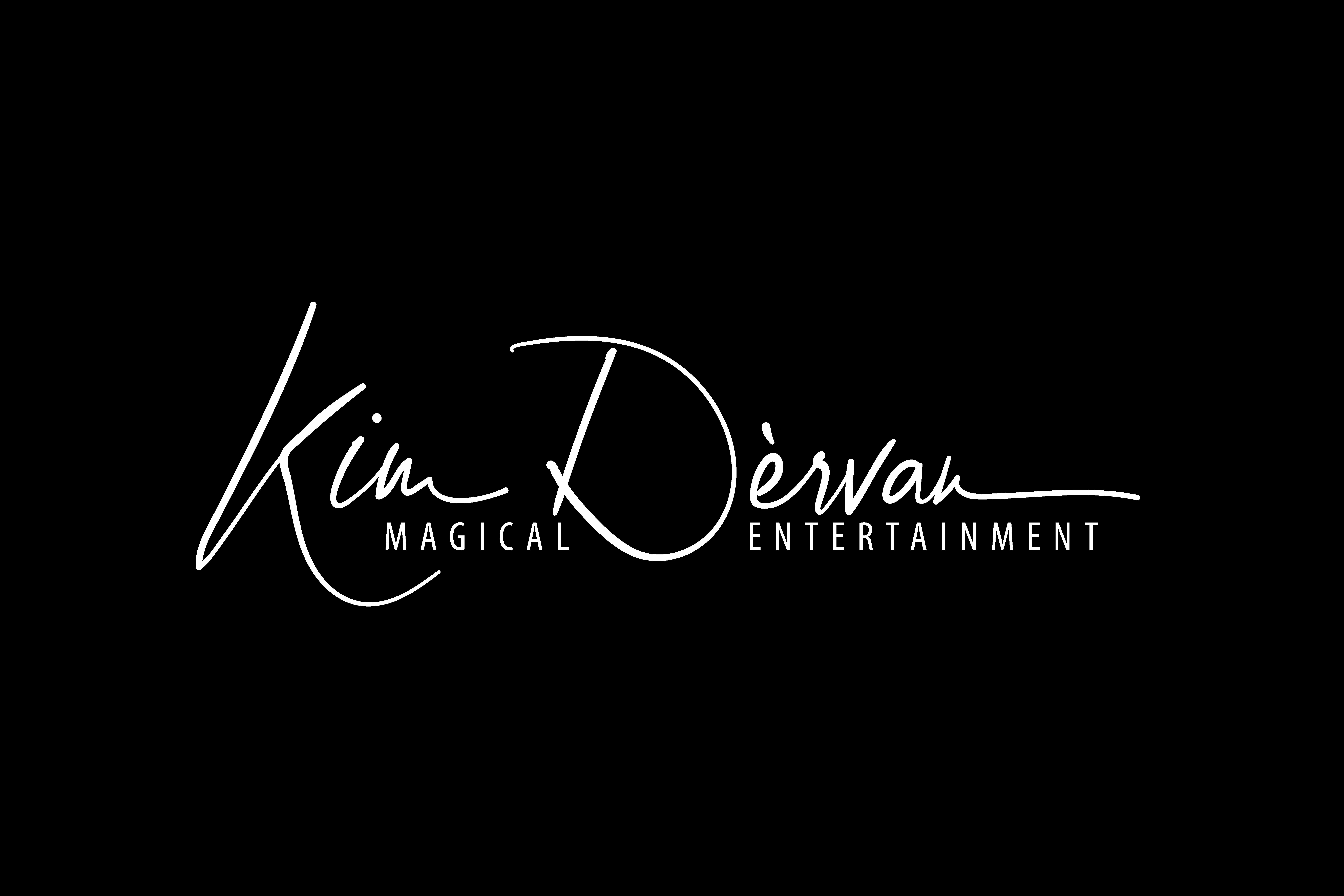 Goochelaar Kim Dèrvan