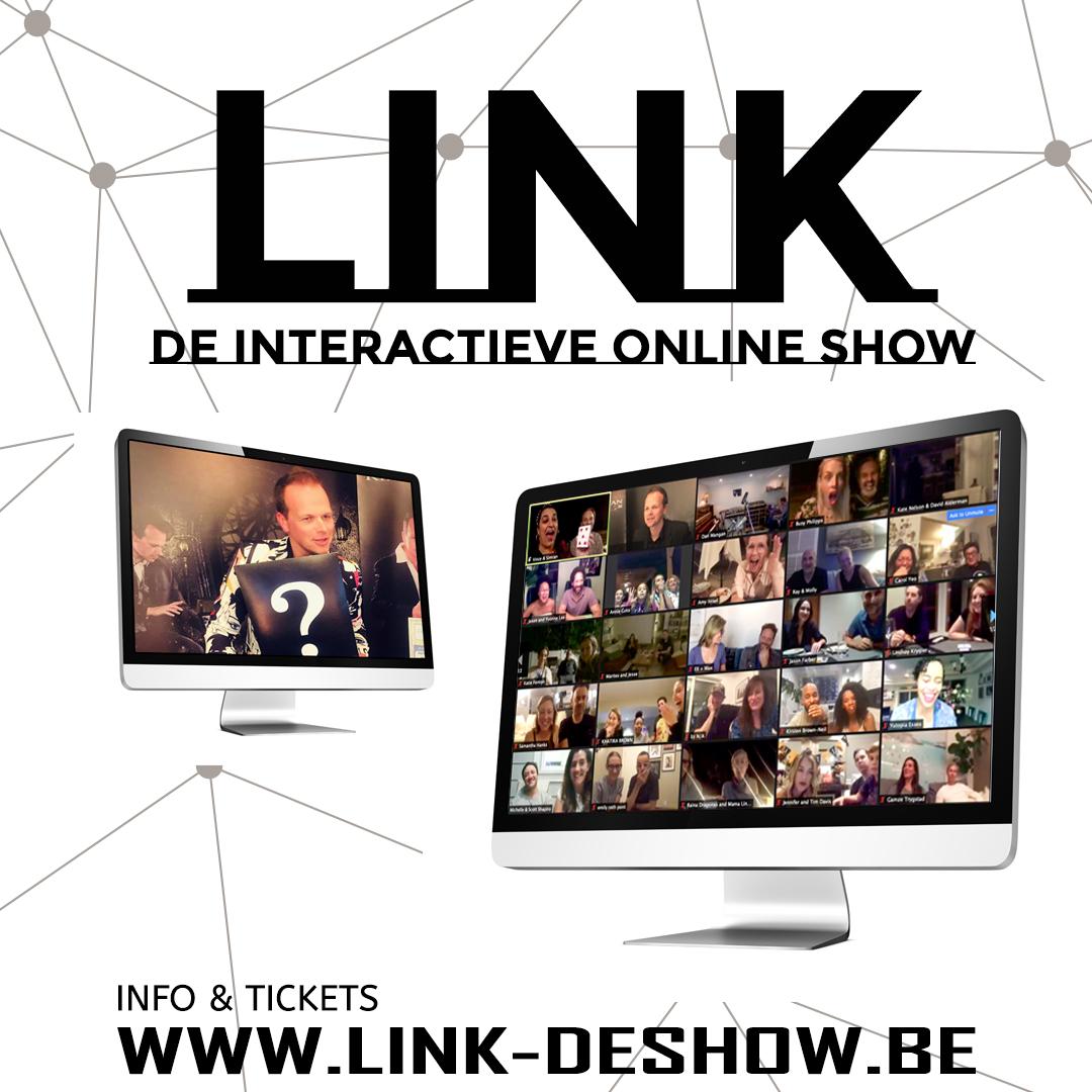 Link Online Show Interactief